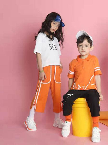3.R.B中大童运动潮牌童装品牌,赢得了很多经销商的赞许
