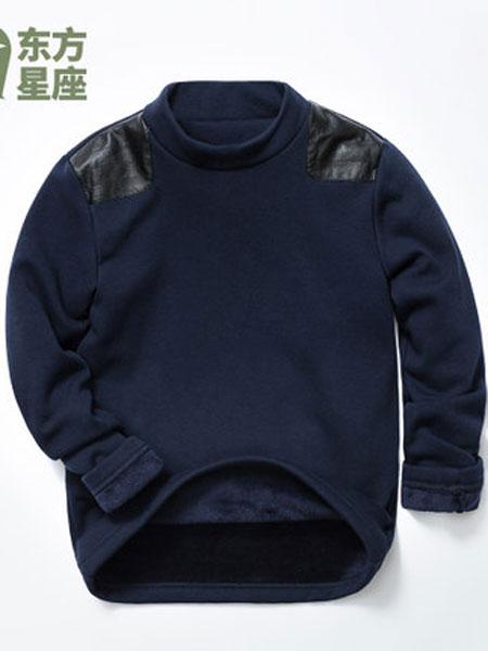 东方星座童装品牌2019秋冬潮流外套