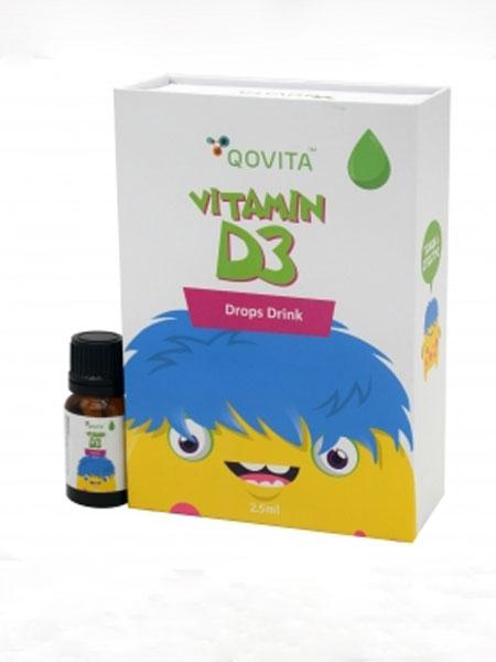 可维达婴儿食品D3营养饮液