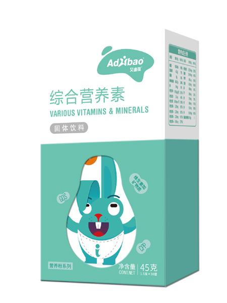 亢敏君婴儿食品综合营养素固体饮料