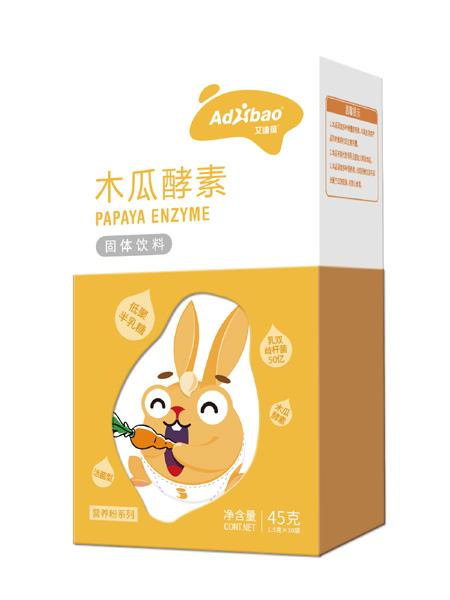 亢敏君婴儿食品木瓜酵素固体饮料