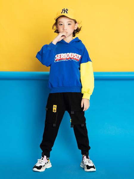 3.R.B中大童运动潮牌,打造了属于自己的魅力品牌