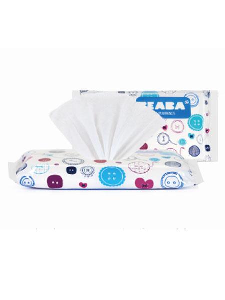 爱朵婴童用品宝宝手口湿纸巾10抽