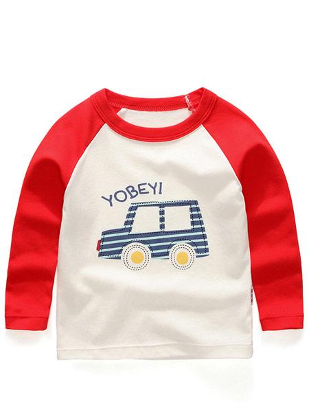 优贝宜童装品牌致力为宝宝打造一个健康快乐的成长时光