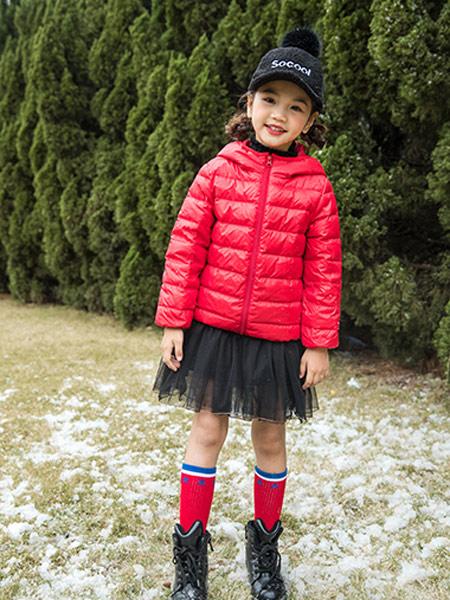 卡儿菲特童装童装品牌年销售3000余万件