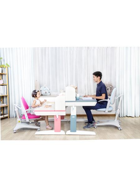 护童学习桌椅展示类,青少年学习用儿童家具
