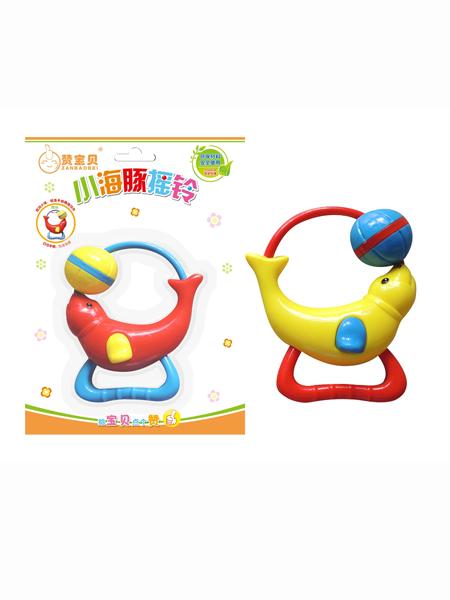 赞宝贝 (zanbaobei)婴童玩具宝宝摇铃