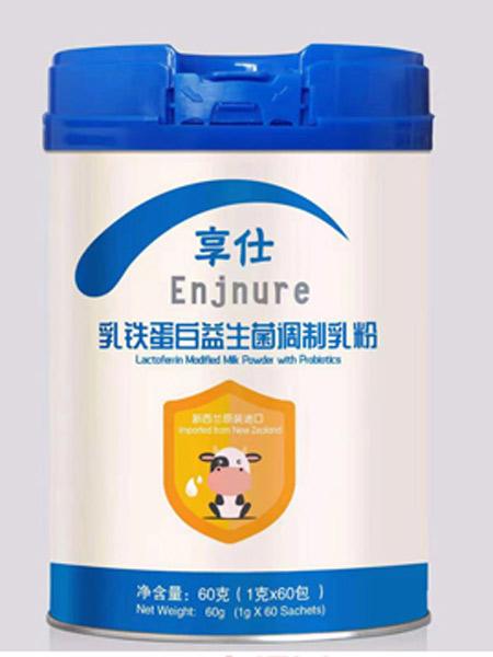 享仕婴儿食品乳铁蛋白益生菌调制乳粉