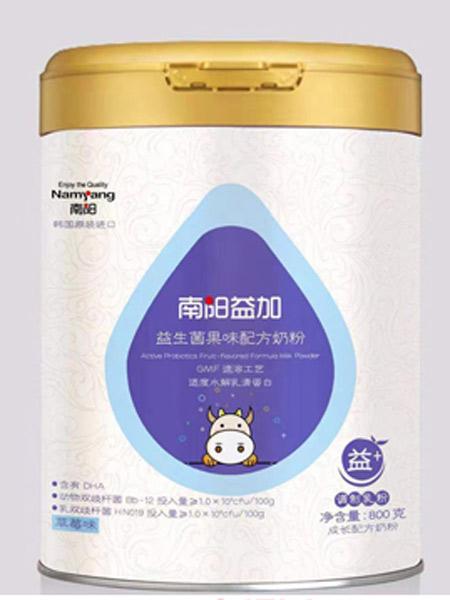 享仕婴儿食品益加益生菌果味配方奶粉