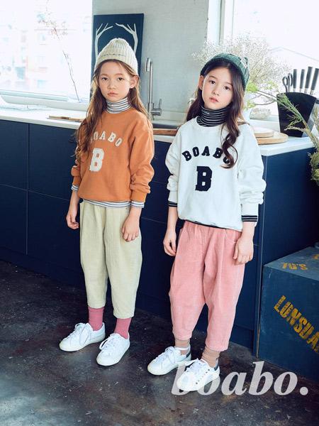 boabo.宝儿宝童装品牌-独立个性 时尚设计