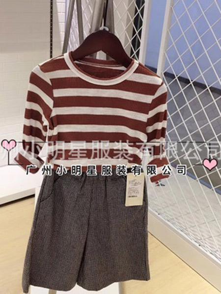 小明星童装品牌招商品牌折扣童装系列产品一站式采购分销平台