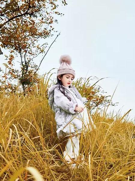 丹尼熊童装品牌2019秋轻薄保暖棉服冬