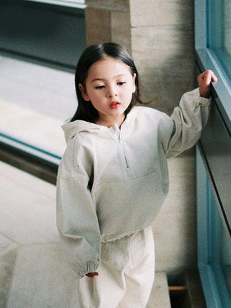ENHENN CHILDREN'S CLOTHING童装品牌2019秋冬连帽棒球服