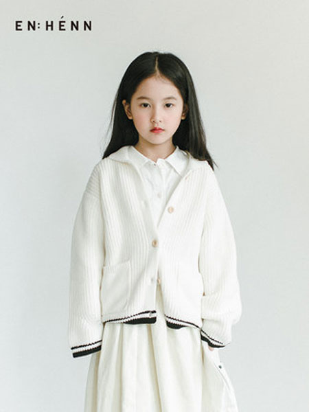 ENHENN CHILDREN'S CLOTHING童装品牌2019秋冬针织衫外套