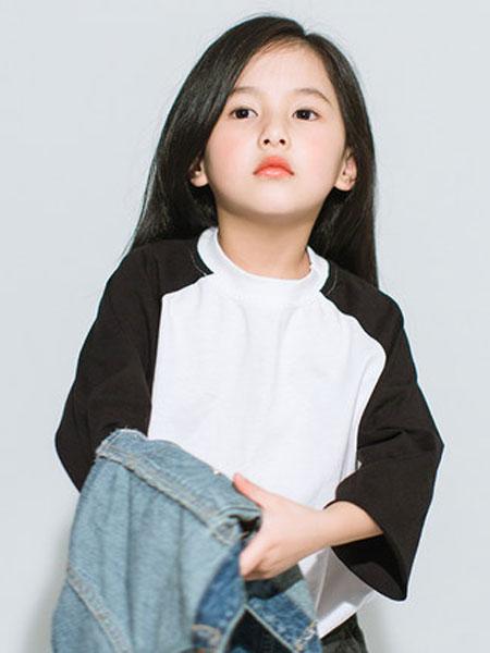 ENHENN CHILDREN'S CLOTHING童装品牌2019秋冬时尚打底衫