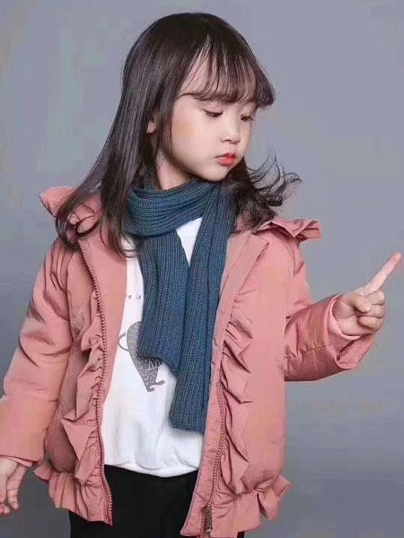 小嗨皮童装品牌2019秋冬保暖加厚羽绒服