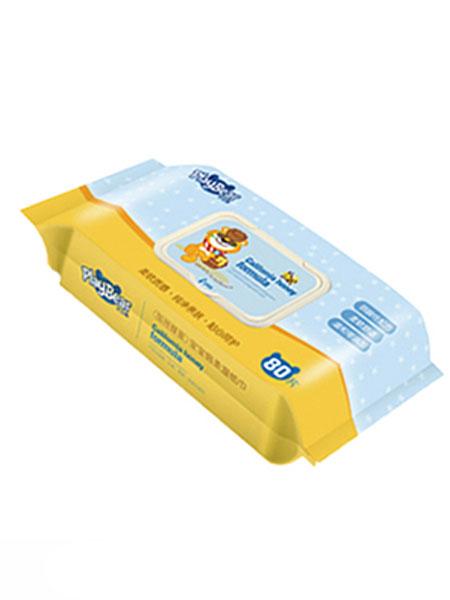 皮乐熊婴童用品湿纸巾