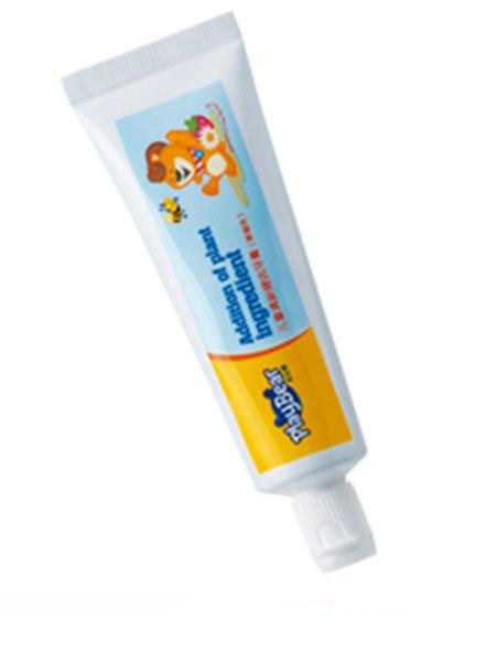 皮乐熊婴童用品牙膏