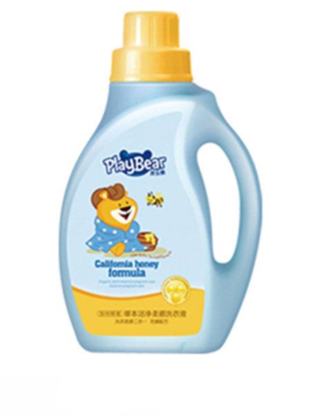 皮乐熊婴童用品洗衣液