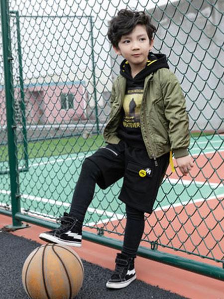 佐米熊 致力于打造城市轻潮童装品牌