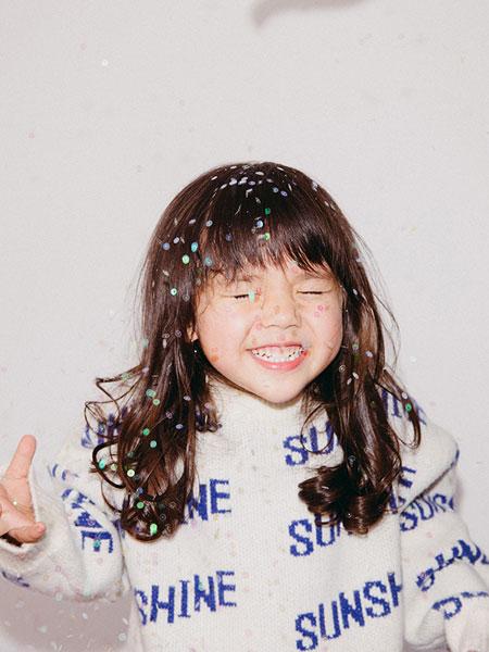 starroom童装品牌2019秋冬羊毛衫套头衫