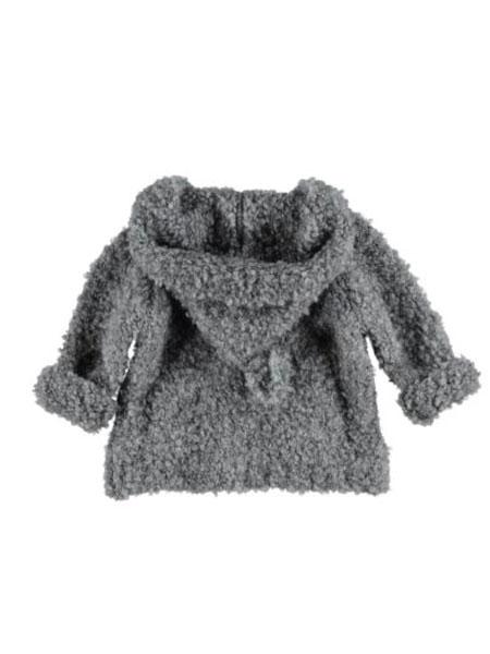piupiuchick童装品牌2019秋冬毛绒保暖外套