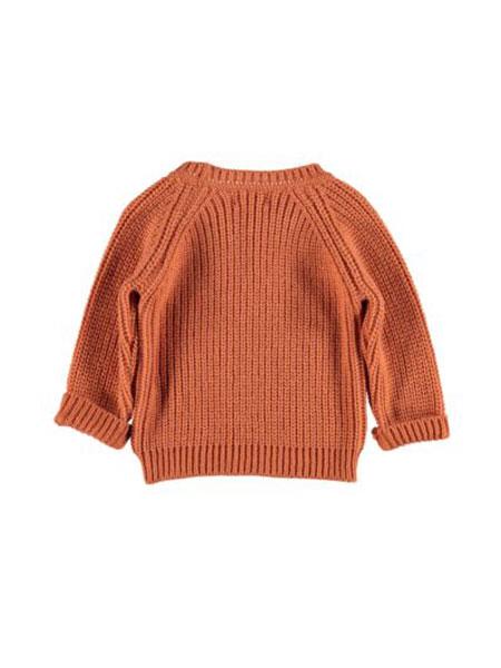 piupiuchick童装品牌2019秋冬羊毛衫套头衫