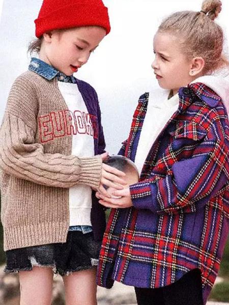 加盟欧恰恰童装品牌,了解时尚吸引力的品牌形象