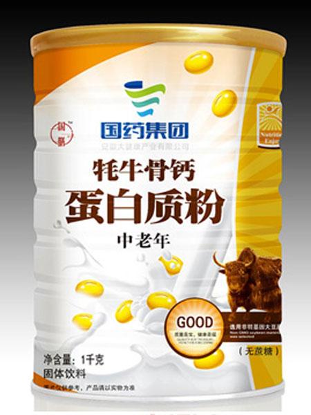 国膳婴童用品耗牛骨钙蛋白质粉