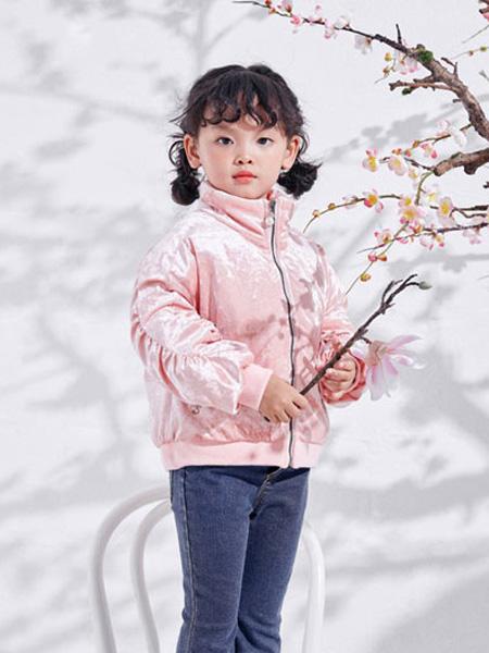DIZAI童装品牌2019春夏潮衣服儿童装洋气