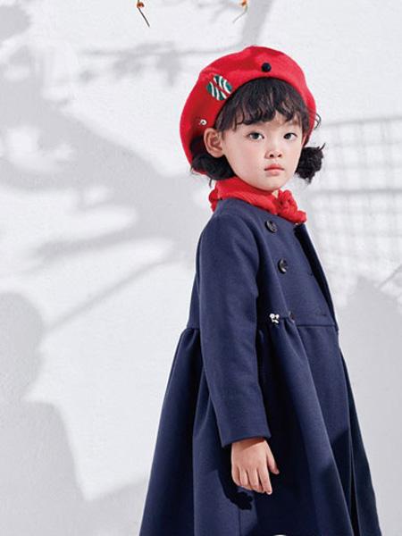 DIZAI童装品牌2019春夏韩版洋气儿童中长款加绒加厚女大童上衣