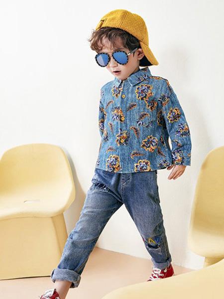 DIZAI童装品牌、营销、推广等高素质的专业团队,