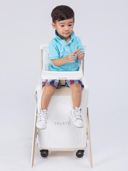 VALETO婴童用品2019春夏多功能餐椅行李箱