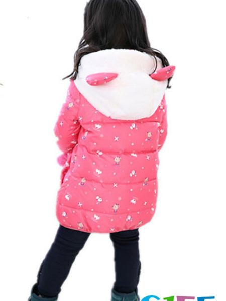 创优品童装童装品牌2019秋冬新品小女孩4男童5小童6-7岁幼儿童