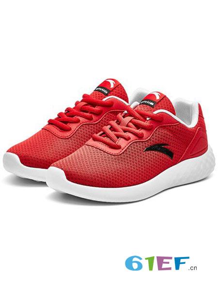 安踏儿童童鞋品牌2019秋季儿童鞋子软底单网鞋