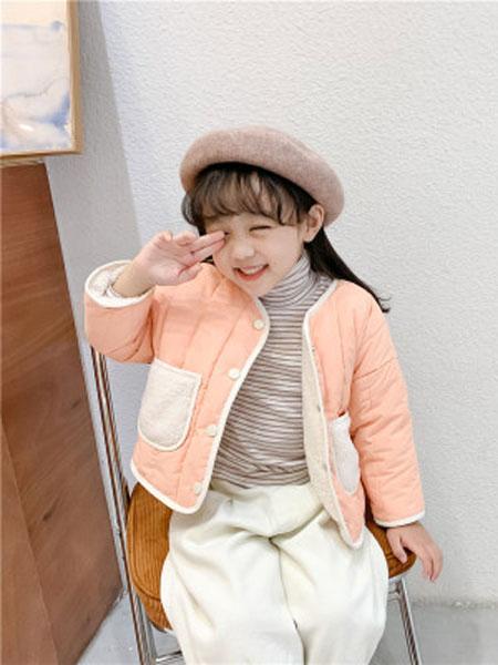 mace reese童装品牌2019秋冬加绒保暖外套
