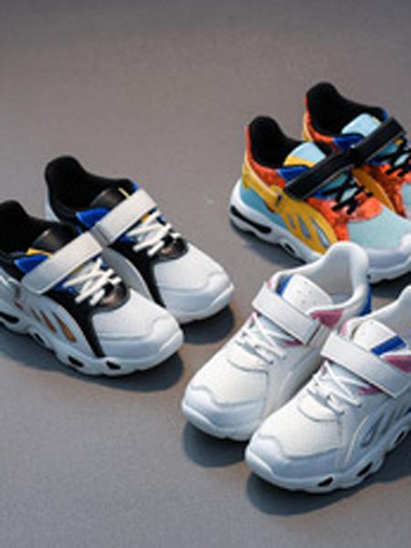 火焰���童鞋品牌2019春夏透�獯笸��W面�W鞋�和�鞋子
