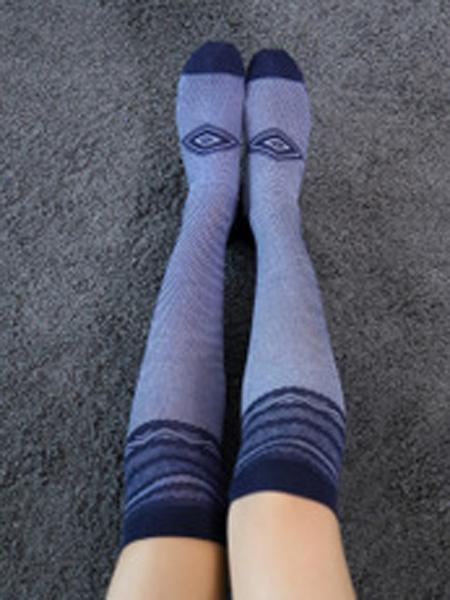 米耀婴童用品2019秋冬腿袜套高筒长筒袜女过膝袜