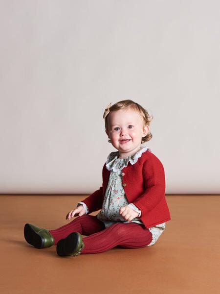La Coqueta童装品牌2019春季开衫外套