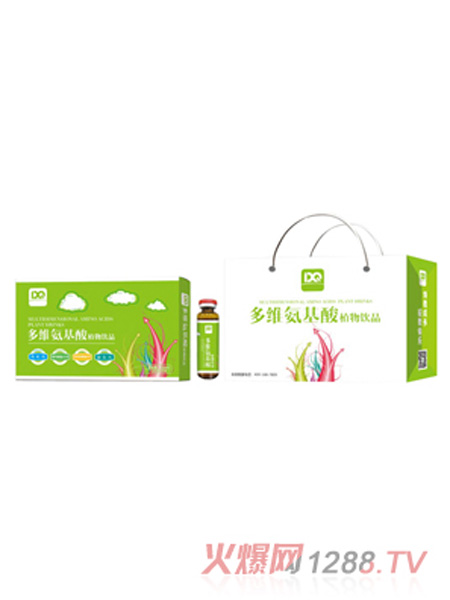迪巧佳婴儿食品2019秋季多维氨基酸植物饮品 礼盒装