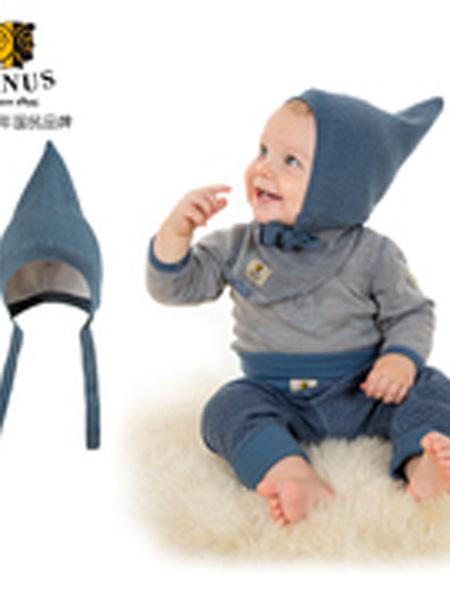 Janus童装品牌2019秋季高腰裤 舒适柔软保暖0-2岁 汗湿不冷宝宝护肚裤