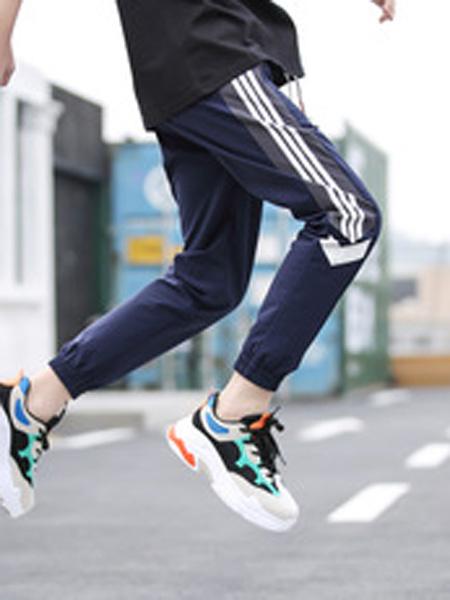 飞桓童装品牌2019秋冬百搭小脚裤
