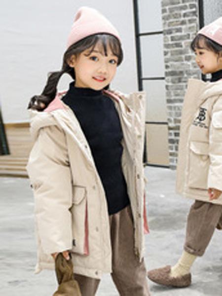 贝趣童装品牌2019秋冬羽绒服