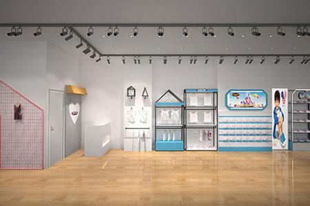 甜蜜小屋店铺展示