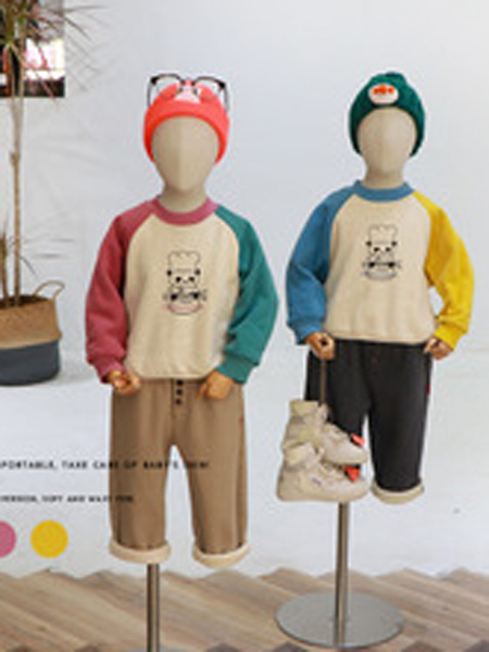 玛莎蒂衣童装品牌2019秋冬时尚韩版上衣