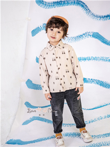 米拉米诺MILA KIDS童装品牌2019秋季衬衫