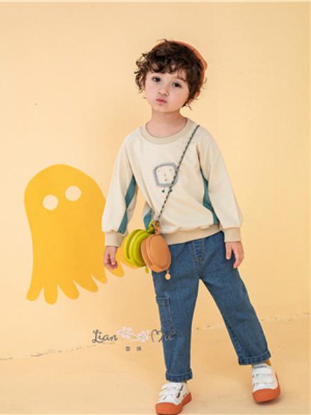 米拉米诺MILA KIDS童装品牌2019秋季圆领卫衣