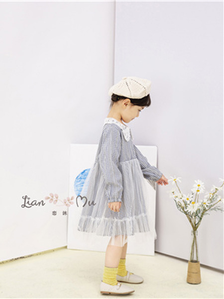 米拉米诺MILA KIDS童装品牌2019秋季连衣裙