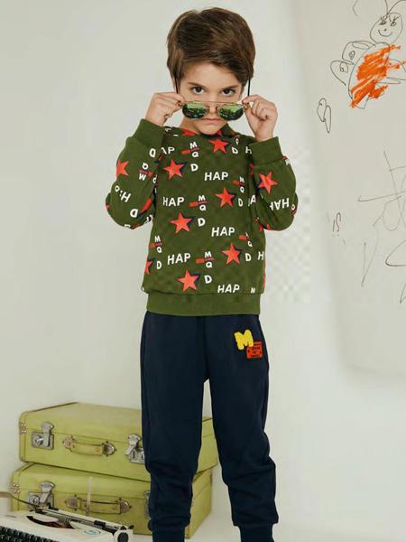 MQD童装品牌2019秋冬卫衣
