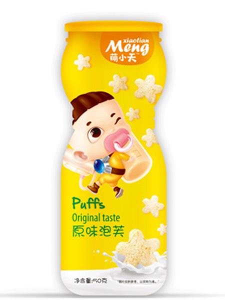 萌小天婴儿食品泡芙-原味
